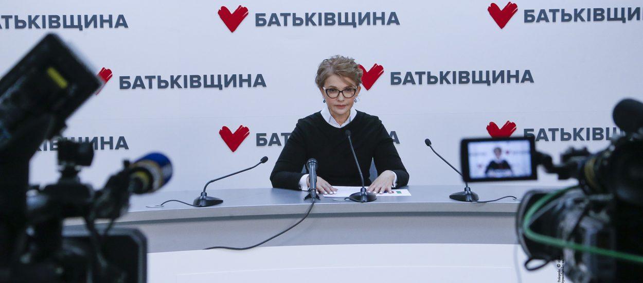 Юлія Тимошенко: Потрібно негайно консолідувати зусилля місцевих громад та почати роботу в інтересах людей та України