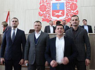 Депутати Черкаської міської ради від «Батьківщини» склали присягу