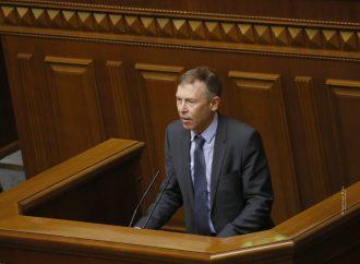Сергій Соболєв: Парламент якнайшвидше повиненвирішити три ключові для країни питання