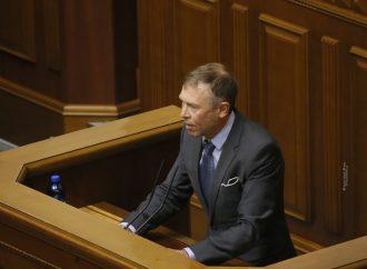 Сергій Соболєв: «Батьківщина» наполягає на якнайшвидшому відновленні електронного декларування