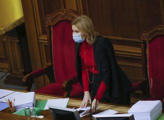 Олена Кондратюк: Катастрофічна ситуація з третьою хвилею коронавірусу потребує негайної реакції влади