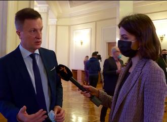 Валентин Наливайченко: Буде політична воля – буде покарання топкорупціонерів та очищення влади