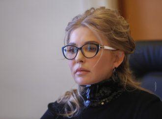Юлія Тимошенко: Газ має коштувати три гривні – усе, що понад цієї ціни, влада кладе в кишеню