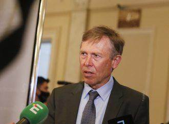 Сергій Соболєв: Потрібно негайно перевірити ситуацію з підключенням кисню по всіх медзакладах країни