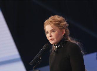 Юлія Тимошенко:Щоб не стояти роками у чергах, потрібно виробляти власні вакцини проти ковіду