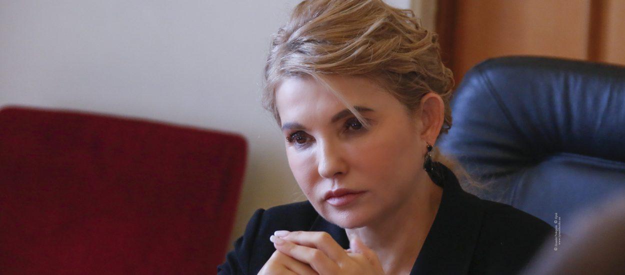 Юлія Тимошенко: Влада має понести відповідальність перед людьми, якщо вакцина не спрацює