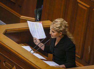 Виступ Юлії Тимошенко у Верховній Раді 16.02.2021
