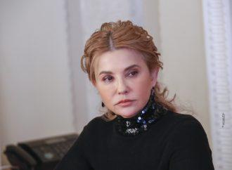 Юлія Тимошенко: Безвідносно до прізвищ президентів корупція в Україні набула загрозливих масштабів
