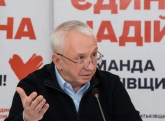 Олексій Кучеренко: Реформи попередніх урядів не принесли українцям жодної користі