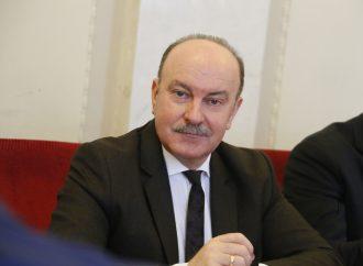 Михайло Цимбалюк: Для введення в дію сенсорної кнопки у парламенті раніше не було політичної волі