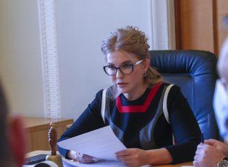 Юлія Тимошенко – гість ефірів на телеканалах «Україна 24» та ICTV