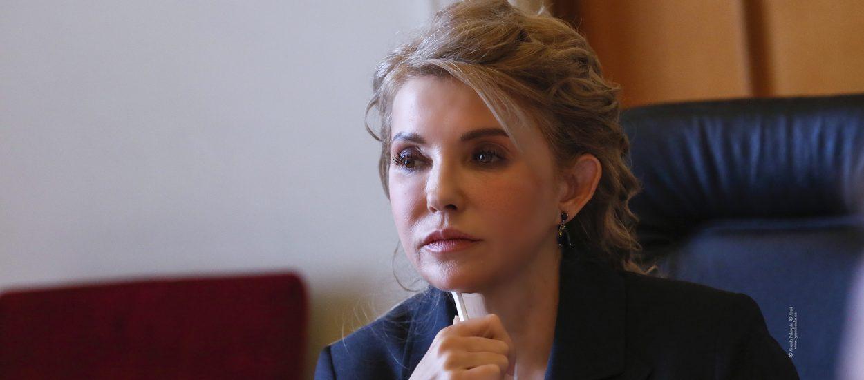 Ніщо так не потрібно нам сильніше, ніж мир у країні, – Юлія Тимошенко у День пам'яті та примирення