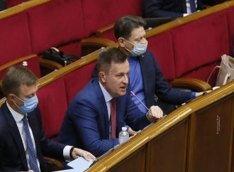 Валентин Наливайченко: Ми змусимо владу провести референдум
