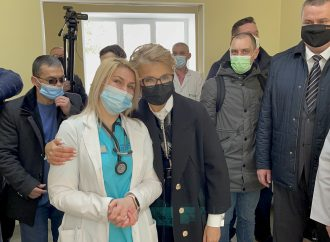 Захистити громадян та підтримати медиків, – Юлія Тимошенко на зустрічі з медичними працівниками