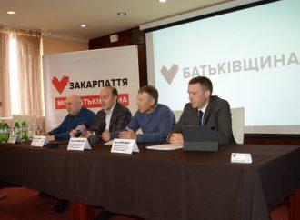 Іван Крулько очолив Закарпатську «Батьківщину»