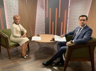 Юлія Тимошенко: Варто консолідувати професіоналів заради розв'язання головних проблем країни