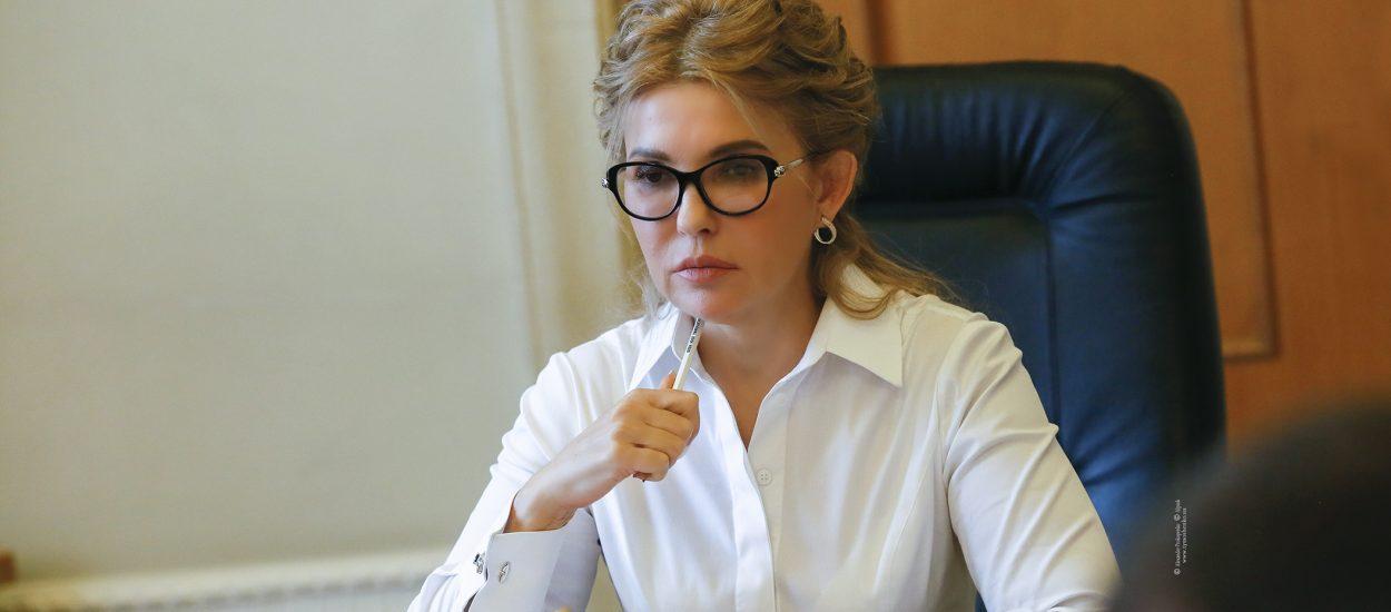 Юлія Тимошенко: В країні буде хаос, допоки до влади не прийдуть професіонали