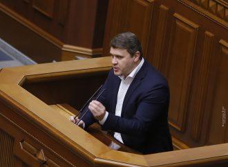 Вадим Івченко : Уряд хоче позбавити землі багатьох українців