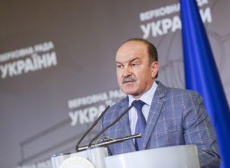Михайло Цимбалюк: Референдум з приводу земельної реформи необхідний і фракція «Батьківщини» на цьому наполягає!