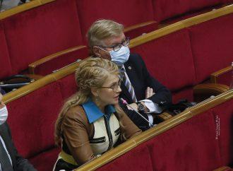 Юлія Тимошенко: Правляча коаліція хоче позбавити селян права обирати свою владу