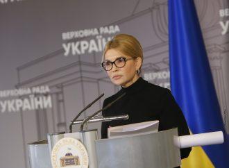 Юлія Тимошенко: Референдум зупинить земельну аферу влади і поверне землю українцям