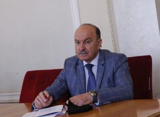 Михайло Цимбалюк: Село без пошти, пенсія на картку?
