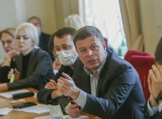 Андрій Пузійчук: Наші захисники та їхні сім'ї мають жити в належних умовах