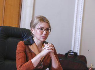 Юлія Тимошенко звернулася до США із закликом допомогти Україні у боротьбі з COVID-19