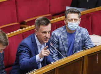 Валентин Наливайченко: Боремося за Всеукраїнський референдум щодо долі української землі!