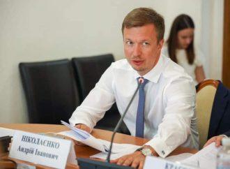 Андрій Ніколаєнко: Потрібно створити комфортний податковий режим для того, щоб ІТ-спеціалісти змогли будувати кар'єру в Україні