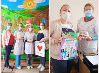 Батьківщина Городнянщини привітала медичних сестер з професійним святом