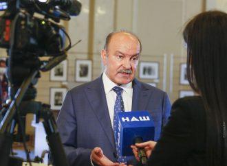 Михайло Цимбалюк: В Україні 170 тисяч дітей з інвалідністю потребують якісної реабілітації
