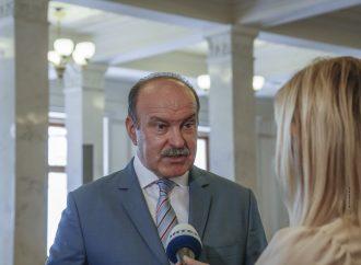 Михайло Цимбалюк: Не можна допустити закриття численних відділень «Укрпошти» у селах