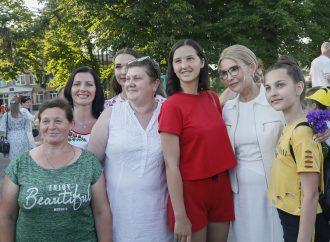 Юлія Тимошенко: Ми не дозволимо нищити освіту та медицину в селах