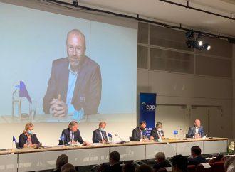 Григорій Немиря бере участь у Політичній Асамблеї ЄНП