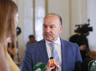 Михайло Цимбалюк: Потрібно нарешті провести давно назрілу реформу«Укрзалізниці»