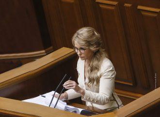 Юлія Тимошенко: «Батьківщина» не голосувала за знищення оборонної галузі України!