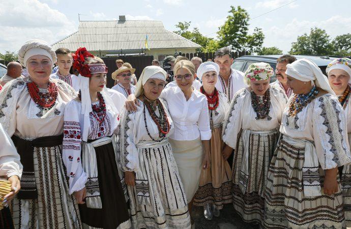 Зустріч Юлії Тимошенко з фермерами Вінниччини, 08.07.21