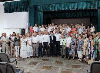 В обласному центрі пройшов масштабний форум громадських об'єднань