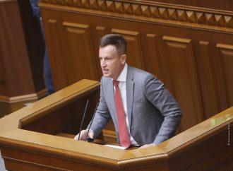 Валентин Наливайченко: Тактична, оперативна і стратегічна військова освіта – пріоритети для парламенту