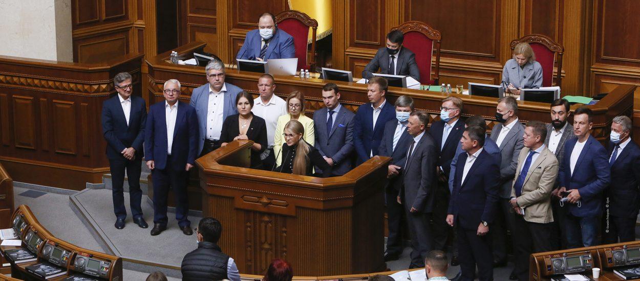 Юлія Тимошенко: Уряд не розуміє, що веде країну до енергетичного колапсу, а людей вганяє у крайню бідність