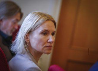 Олена Кондратюк: Від прикладу парламенту теж залежить поведінка громадян