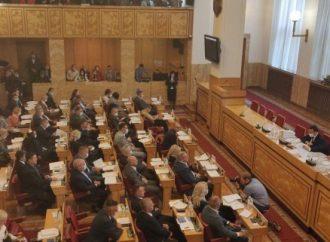 «Батьківщина» Закарпаття активно провела чергову сесію обласної ради