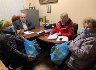 Депутат-«батьківщинівець» провів черговий прийом громадян