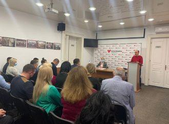 «Батьківщина» Львівщини окреслила план роботи на подальший місяць