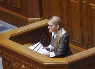 «Батьківщина» вимагає негайного створення ТСК щодо корупції у «Нафтогазі» та розглядузаконопроєкту №4680