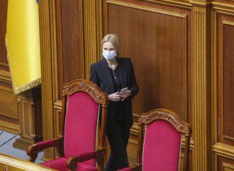Олена Кондратюк: Потрібно захистити людей, школи, лікарні й садочки від непід'ємних тарифів та зриву опалювального сезону
