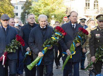 В Одесі відзначають День захисників і захисниць України